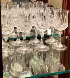 Looks like Waterford Crystal!