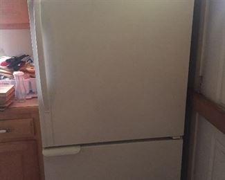 Nice Kenmore refrigerator.