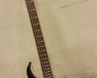 New Peavey 5 String Bass