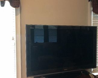 "Toshiba ""Regza"" large flat screen TV  54"""
