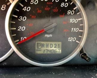 174067 mileage