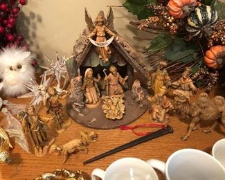 Christmas nativity- Italy