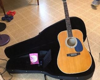Efesan Acoustic/Electric guitar