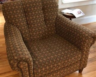 Thomasville chair one of two...so comfortable!