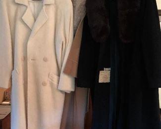 Vintage fine coats