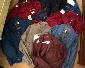 New old stock Members Only Jackets!