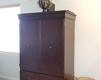 Entertainment/office cabinet  $ 198