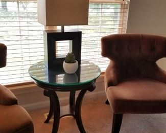 Matching Pair of Side Chairs $149 each
