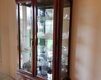 Curio Cabinet $298