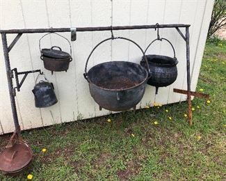 old kettle set