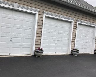 3 car garage will be full