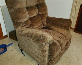 Lift chair, recliner