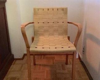 Alvar Aalto armchair
