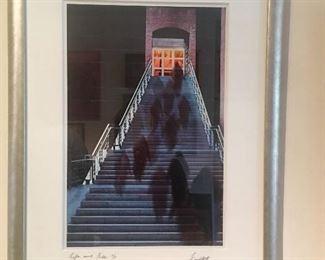 Phil Feitelberg (Staircase Holocaust Museum.