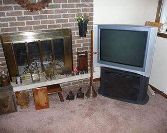 TV & tin ware