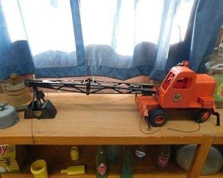Doepke Mobile Unit Crane
