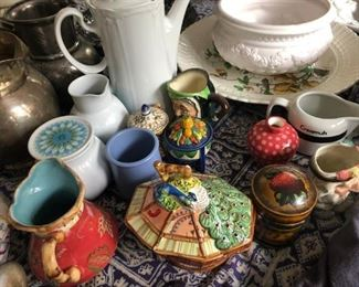Porcelain collectibles