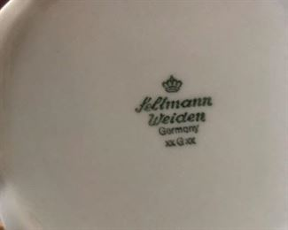 Seltmann Weiden Germany porcelain