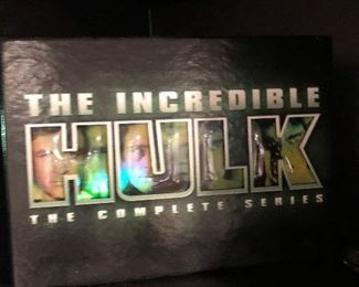 The Incredible Hulk the complete series