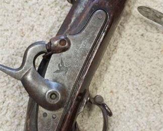 Model 1861 Muzzle Loaders