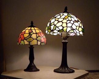 Tiffany Style Lamps
