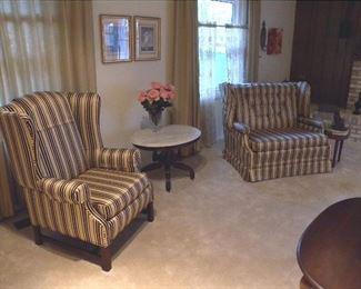 Matching Pair Chairs