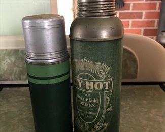 1920's Icy-Hot thermos