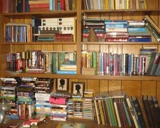 Books, Earle annuals