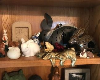 Rabbit or Bunny Collection