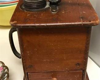 Old Coffee Grinders