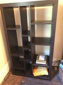 mod bookshelf