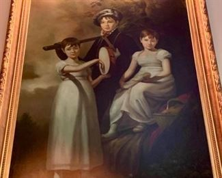 231. Portrait of Boy and Two Girls
