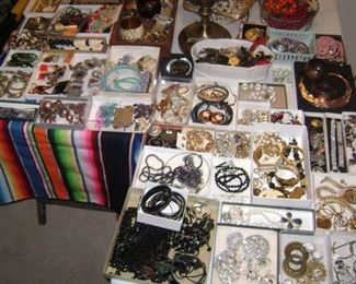 "one small picture of jewelry----even more pictures coming of the ""wild"" stuff--check back!"