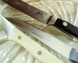 Cuisinart & Chicago Cutlery knives