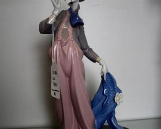 D54 #31 A Mile of Style Lladro #6507 Retired #6507