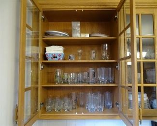 Complete contents of cabinet Lot #611301  All Lots Start at $5.00. Please Visit our website for more information or give us a call.