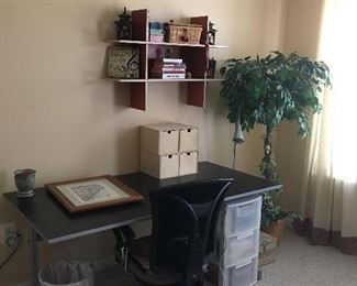 Office Desk & Chair