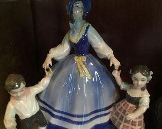 Antique Figurine