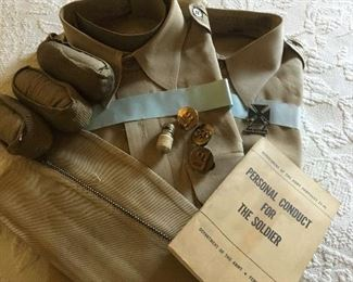 World War Two Items.