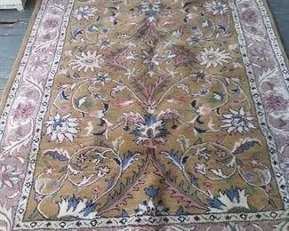 Detail of rug