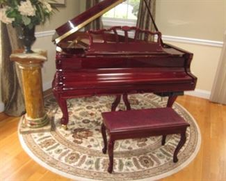 Kohler and Campbell Baby Grand Piano