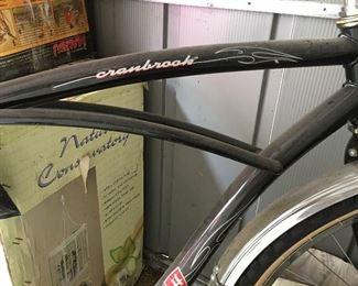 Vintage Cranbrook Men's Cruiser Bike