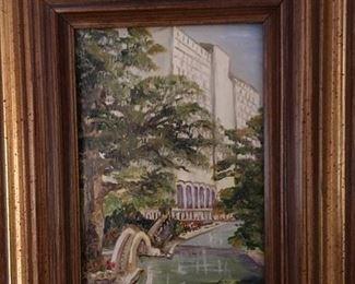 "1981 San Antonio, Texas ""The Riverwalk"""