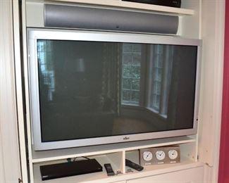"""Fujitsu Plasmavision 50"""" TV"""