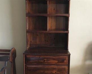 dresser bookcase