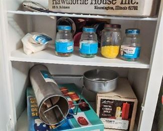 Vintage Candle Making Supplies by Hawthorne House Inc.