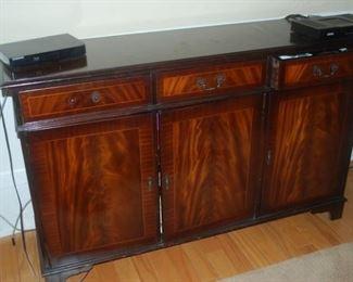 TV Cabinet / Great Repurpose