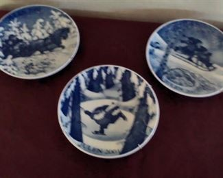 Collection of plates from Holland
