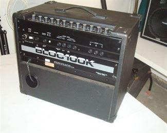 Traynoir Bloc 100 K guitar amp.