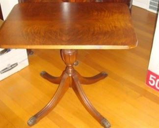Vintage 1940's table.